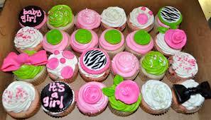 leah u0027s sweet treats funky baby shower cupcakes