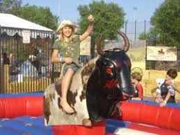 mechanical bull rental los angeles party rental la mechanical bull bounce house powered by