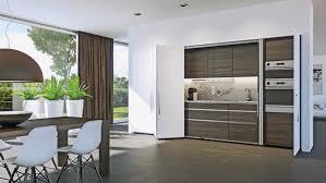 falttür küche hawa entwickelt beschlag für seitlich einschiebbare falttüren und