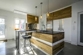 idees cuisine moderne cuisine bois blanc cuisine blanc laquee et bois schoolemergencies info
