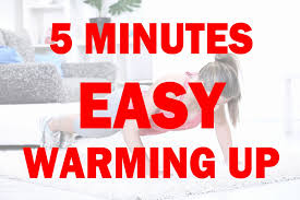 easy workout plans at home easy at home workout plans lovely 5 minutes beginners warm up