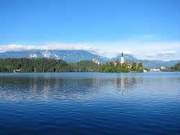 slovenia lake lake bled slovenia landscape free photo on pixabay