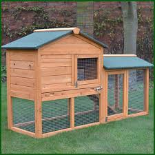 4ft Rabbit Hutch With Run Rabbit Hutches U0026 Runs Guinea Pig Homes Rabbit Run Pen Feel Good