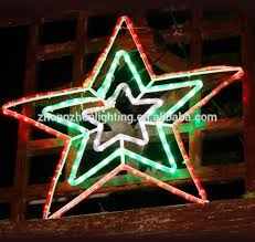 Christmas Rope Light Motifs by Blue And White Star Design Merry Christmas Rope Light Motif Buy