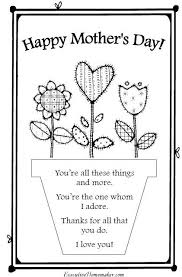 s day cards for school 17 best images about mothers day on washers s