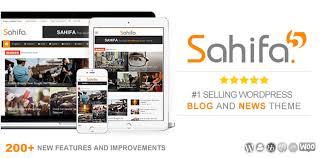 sahifa theme rar wordpress theme free download