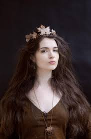 faerie crown elven circlet celtic crown bridal