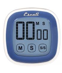 timer cuisine escali touch screen digital timer ares cuisine