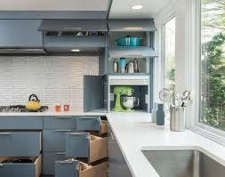 home decoration modern kitchen design ideas glass window white