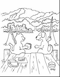 excellent dog and cat coloring pages alphabrainsz net