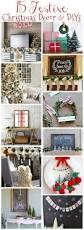 15 festive christmas decor and diy ideas work it wednesday the