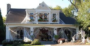 Pictures Of Halloween Decorated Houses by 100 Halloween Houses Decorated Haunt Your House 18 Ideas To