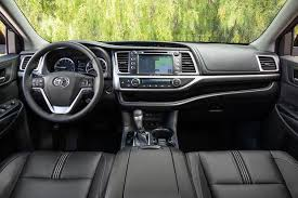 Toyota Interior Colors 2016 Vs 2017 Toyota Highlander What U0027s The Difference Autotrader