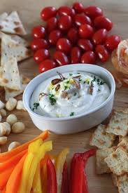 lemon chive goat cheese dip recipe catch my party