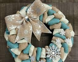 burlap wreaths burlap wreath etsy