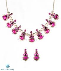 jewellery necklace silver images Silver necklaces ko jewellery jpg