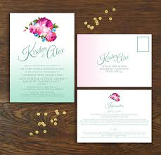 colourful u0026 personal wedding stationery from knots u0026 kisses uk