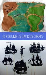 10 besten kinder bilder auf 10 besten columbus day basteln für kinder