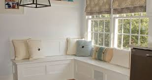 bench beautiful diy banquette seating diy kitchen booth seating