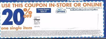 Bed Bath And Beyond Online Coupons For Bed Bath Beyond Bed Bath Beyond Coupon 5 Off 15 Or