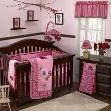 Beautiful Girls Bedding by Baby Nursery Beautiful Pink Baby Nursery Decoration Idea