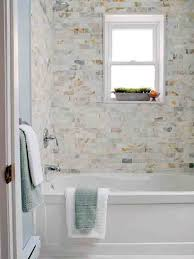Bathtub Shower Tile Ideas Bathroom Backsplash Ideas Glass Shower Bath White Marble Tiles