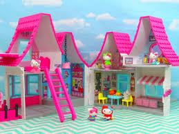 kitty dollhouse toys review itsplaytime612