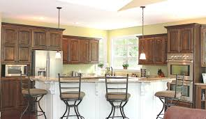 Alder Kitchen Cabinets by The Cabinets Plus Knotty Alder Kitchen Cabinets