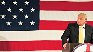 Picture Of The Us Flag Amtsjubiläum Trumps Präsidentschaft Verändert Die Internationale