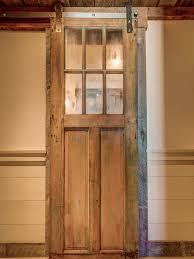 interior design barn doors recycled pieces in interior design