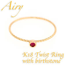 gold rings stones images Accessory shop mobanana elegant decorating k18 pinky ring gold jpg