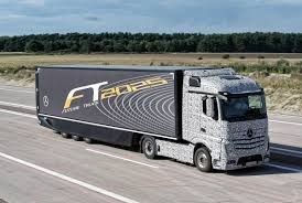 future mercedes truck mercedes benz future truck 2025 youtube