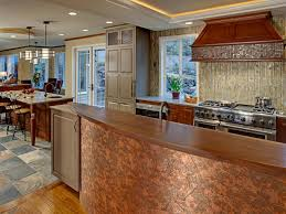 kitchen best inspiring copper kitchen ideas awesome copper