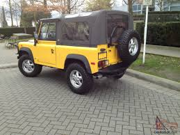 land rover defender convertible rover defender 90