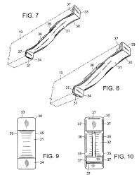 Pergola Rafter Tails by Patente Us6829862 Pergola End Cap Google Patentes
