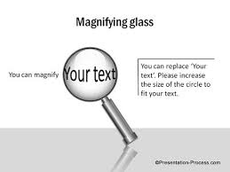 magnifying glass tutorial