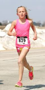 10 year old 10 year old girl sets a world record