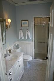 Bathroom Beadboard Ideas Colors White Beadboard Bathroom Cottage Bathroom Benjamin Moore