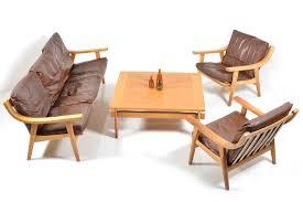 Hans Wegner Sofa by Ge 530 3 Seater Sofa By Hans J Wegner Room Of Art