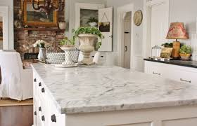 kitchen island u0026 carts excellent white glossy marble countertop