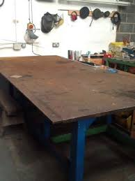 Welders Bench - welding table ebay