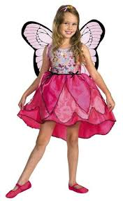 Pink Butterfly Halloween Costume Kids Deluxe Barbie Mariposa Toddler Butterfly Costume Costumes