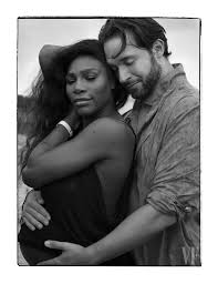 Vanity Fair Cover Shoot See Pregnant U0026 Engaged Serena Williams U0027 Vanity Fair Cover Shoot