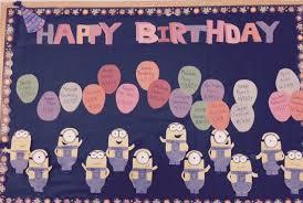birthday board whaaaaat it s your birthday minion themed bulletin board