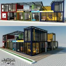 shipping container burger bar google search interesting