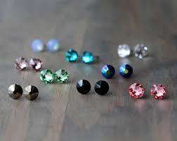 surgical steel stud earrings surgical steel etsy