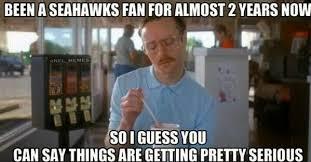 Seahawks Fan Meme - 22 meme internet been a seahawks fan for almost 2 years now so i