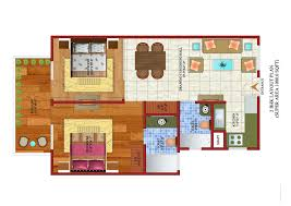 2bhk Plan 2bhk Flats In Nainital 2bhk Builder Apartments For Sale Nainital