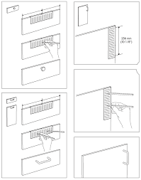 installing ikea kitchen cabinet handles using an ikea fixa drill template to install handles
