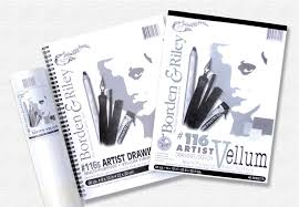116 artist drawing sketch vellum rolls